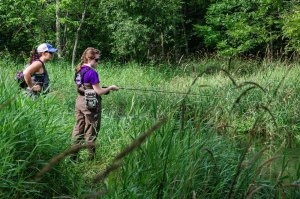 Youth Trout Camp 2015 - Heidi 6